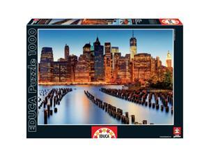 City of Skyscrapers 1000 Piece Puzzle by John N. Hansen
