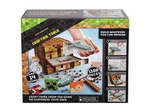 Minecraft Crafting Table by Mattel Toys