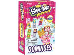 Shopkins Urea Dominoes Box (28 Piece)