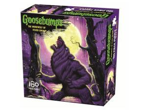 Goosebumps Werewolf of Fever Swamp 180 Piece Puzzle by Outset Media
