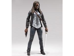 Walking Dead TV S9 Constable Michonne Action Figure by McFarlane
