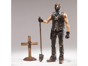 Walking Dead TV S9 Grave Digger Daryl Action Figure by McFarlane