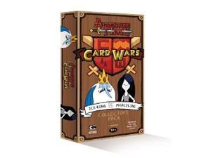 Adventure Time Ice King vs Marceline Game by Cryptozoic Entertainment