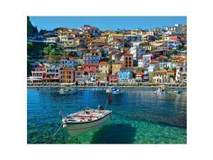 Parga Greece 1,000 Piece Puzzle by White Mountain Puzzles