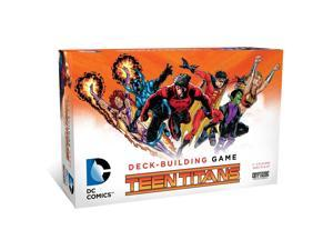 DC Comics Deck-Building Teen Titans Game by Cryptozoic Entertainment