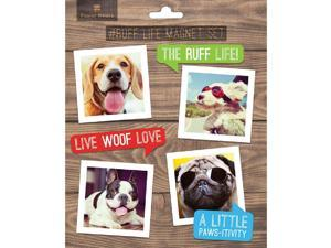 Dog Ruff Life Magnet Set by Paper House Productions