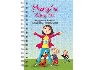 Mom's Plan-It Softcover Weekly Planner by Wells Street by LANG