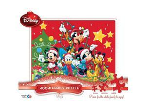 Disney Graduated 400 Piece Family Puzzle by Ceaco