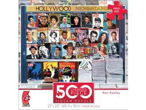 Keeley 500 Piece Oversized Puzzle by Ceaco