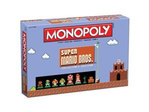 Super Mario Collector's Edition Monopoly by USAOpoly