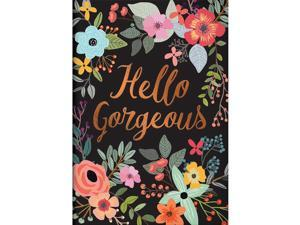 Orange Circle Studio 17-Month 2017 Monthly Pocket Planner, Hello Gorgeous (32578)