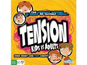 Tension Kids Vs Adults Game by Outset Media