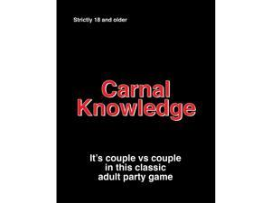 Carnal Knowledge Game by Outset Media