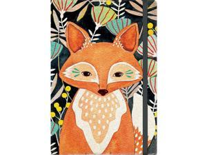 Woodland Fox Planner by Orange Circle Studios
