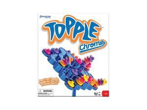 Topple Chrome Game by Pressman Toy Co.