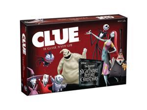 Nightmare Before Christmas Clue by USAOpoly