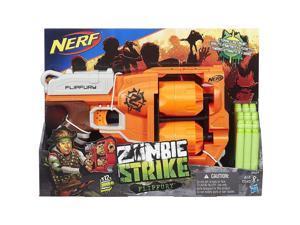 Nerf Zombie Strike Flipfury Blaster by Hasbro