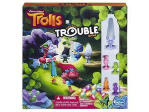 Trolls Movie Trouble Game by Hasbro