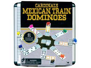 Mexican Train in Case Game by Cardinal