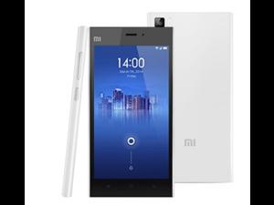 Xiaomi Mi 3 16GB 5.0 inch 3G Android MIUI V5 Smart Phone - Qualcomm Snapdragon 800 8274AB 2.3GHz Quad Core, 2GB RAM, WCDMA & GSM(White)