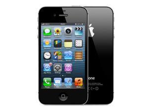Refurbished Original Unlock Apple iPhone 4S, 8GB (Classic Package)(Black)