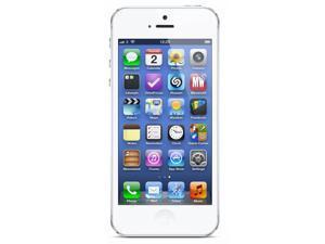 Refurbished Original Unlock Apple iPhone 5 White, 16GB (Standard Package)