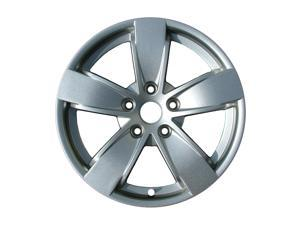 2004-2006 Pontiac GTO OEM  17x8 Aluminum Alloy Wheel, Rim Sparkle Silver Full Face Painted - 6570