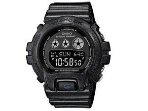 Casio GMDS6900SM-1CR Women's G-Shock S Series Resin Black Case Resin Strap Black Band Black Dial Watch