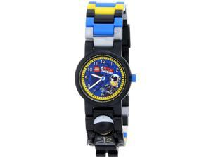 LEGO 9009983 Kids Multicolor Bracelet Band Graphic Dial Watch