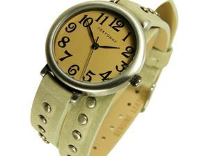 TOKYObay TL427-ST Womens Austin Analog Stainless Watch