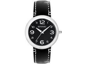 Sperry 103066 Womens Top-Sider Sandbar Leather Band Black Watch
