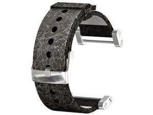 Suunto SS014444000 Core Matt Black Leather Watch Band