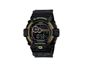 Casio G Shock GLS8900CM-1CR Men's Digital Black Resin Band Black Dial Watch