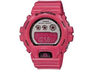 Casio GMDS6900CC-4CR  Womens G-Shock S Series Stylish Pink Resin Band Pink Watch