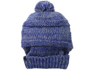 Roxy Juniors Warming Hut Beanie-Royal/Gray