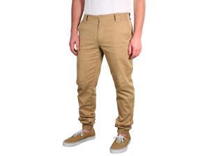 ARSNL Men's The Bryne Jogger Pants-Camel-38