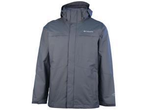 Columbia Men's Arctic Trip II Interchange Jacket-Gray-Medium