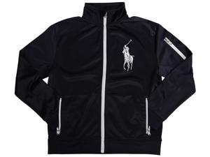 Polo Ralph Lauren Big Boys' (8-20) Big Pony Track Jacket-French Navy-8