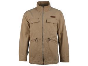 Columbia Men's Badger Ridge Jacket-Khaki-Large