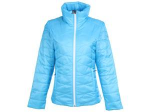 Columbia Women's Morning Light Insulated Omni-Heat Jacket-Light Blue-Large