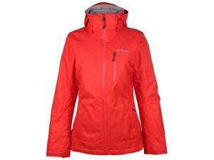 Columbia Women's Nordic Point II Interchange Jacket-Red-XL