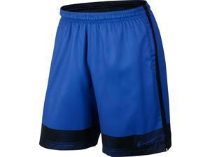 Nike Men's Dri-Fit Strike GPX Woven Soccer Shorts-Game Royal/Black-Small