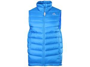 Adidas Men's Performance Climaproof Basic Vest-Solar Blue-Large
