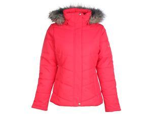 Columbia Women's Simply Snowy II Insulated Jacket-Red Hibiscus-Small