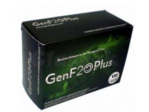 6 Month Supply GenF20 Plus naturally restore hormone levels for improved energy, youthful look, and improved metabolism