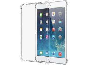 LUVVITT CLEAR GRIP Soft Skin TPU Rubber Back Cover for iPad Pro 12.9 inch Clear