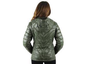 Jessica Simpson Women's Packable Down Winter Coat Jacket Plus Size Avail