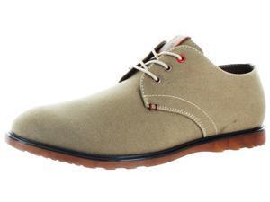 Ben Sherman Jones Men's Canvas Oxford Dress Shoes