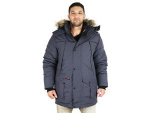 Canada Weather Gear Goose Men's System Down Parka Jacket
