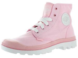 Palladium Blanc Hi Women's Canvas Casual Boots Combat